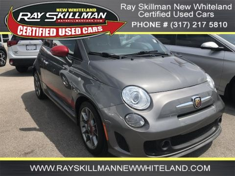 PRE-OWNED 2012 FIAT 500 ABARTH FWD HATCHBACK