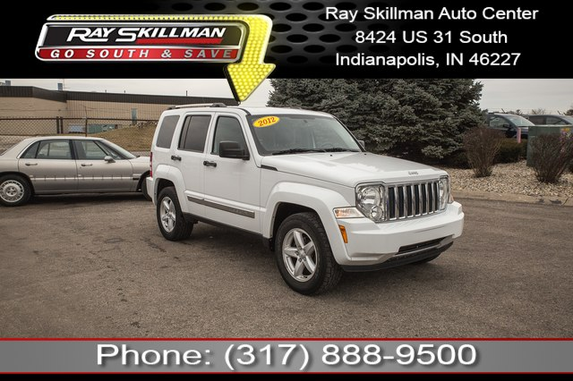 Pre-Owned 2012 Jeep Liberty Limited Edition