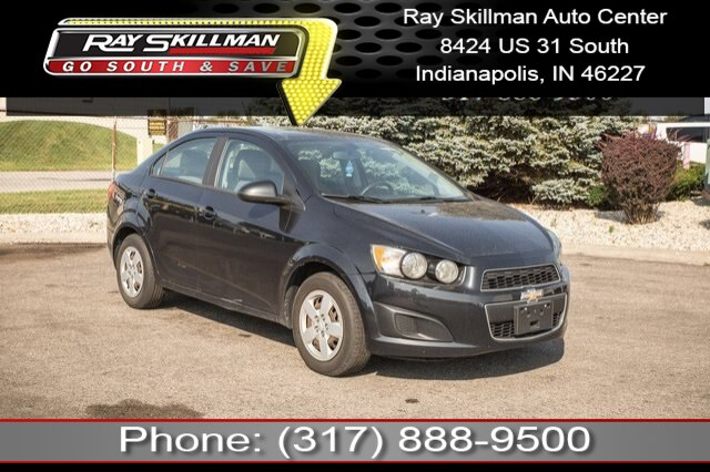Pre-Owned 2015 Chevrolet Sonic LS Auto