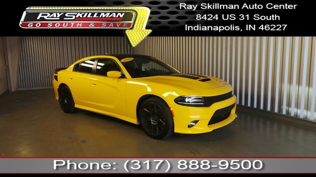 Pre-Owned 2018 Dodge Charger R/T