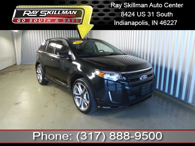 pre-owned 2013 ford edge sport suv in new whiteland #t16606b | ray