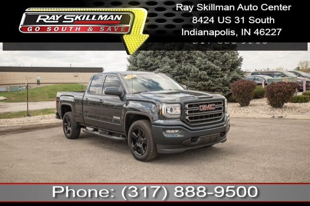 Pre-Owned 2019 GMC Sierra 1500 Limited DBL CAB 4WD