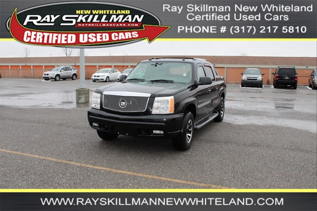 Pre-Owned 2005 Cadillac Escalade EXT 4DR SUV