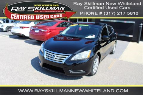 Pre-Owned 2014 Nissan Sentra FE+ SV